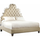 Sanctuary King Tufted Bed