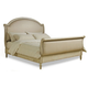 Provenance California King Upholstered Sleigh Bed