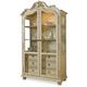 A.r.t. Furniture Provenance China Cabinet Antiqued Linen