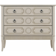 Ultimate Expertise Ltd Adrian Accent Chest Gray L: 44.00 W: 18.00 H: 37.50