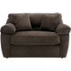 Rockport Microfiber Twin Sleeper Sofa
