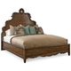 Continental Queen Panel Bed