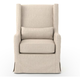 Ginnette Swivel Accent Chair