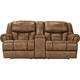 Wentworth Power Console Loveseat