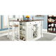 Pemberton 3-pc. Counter-Height Kitchen Set
