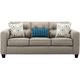Fusion Furniture, Inc. Giselle Queen Sleeper Sofa