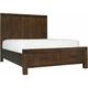 Gannon Queen Storage Bed