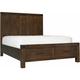 Gannon King Storage Bed