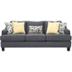 Fusion Furniture, Inc. Union Square Queen Sleeper Sofa