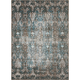 Karma Blue Area Rug, 7'10 x 10'6