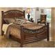 Corina King Bed