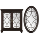 Candice 2-pc. Accent Cabinet and Mirror Set