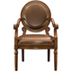 Torino Leather Accent Chair