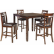 Brownell 5-pc. Counter-Height Dining Set