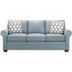 Glendora Microfiber Sofa