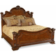 Old World King Bed