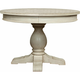 Aberdeen Round Dining Table w/ Leaf