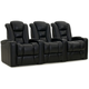 Marcus 3-pc. Leather Power-reclining Sectional Sofa