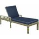 Bainbridge Outdoor Adjustable Chaise Lounge