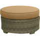 Bainbridge Large Round Outdoor Ottoman