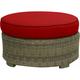 Bainbridge Outdoor Large Round Ottoman
