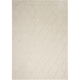 Glimmer Ivory Area Rug, 5'3 x 7'3