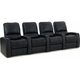 Harkins 4-pc. Leather Reclining Sectional Sofa