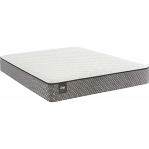 about sealy essentials hillside road plush king mattress
