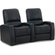 Harkins 2-pc. Leather Power-Reclining Sectional Sofa