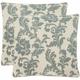Aubrey Printed Patterns Pillow: Set of 2