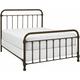 Percel King Bed