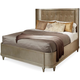 Morrissey King Shelter Bed