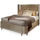 Morrissey Queen Shelter Bed