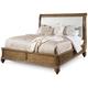 Pavilion King Upholstered Sleigh Bed
