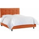 Sangerfield King Tufted Bed