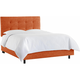 Sangerfield California King Tufted Bed