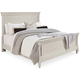 Roseline Queen Panel Bed