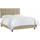 Sangerfield Twin Tufted Bed