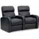 Galaxy 2-pc. Leather Power-Reclining Sectional Sofa