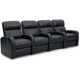 Galaxy 4-pc. Leather Power-reclining Sectional Sofa