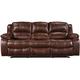 Bryant II Leather Power-Reclining Sofa