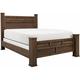 Exeter Queen Bed