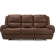 Colvin Leather Power-Reclining Sofa