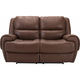 Colvin Leather Power-Reclining Loveseat