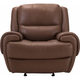 Colvin Leather Power Glider Recliner