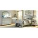 Liberty Furniture Ind. Ltd. Dinan 4-pc. Queen Poster Bedroom W/ Open Nightstand