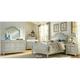 Liberty Furniture Ind. Ltd. Dinan 4-pc. King Poster Bedroom Set W/ Drawer Nightstand