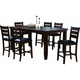 Bardstown 7-pc. Counter-Height Dining Set