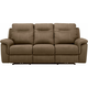 Stanfield Microfiber Power-Reclining Sofa