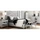 Amini Innovation, Corp. Pavia 4-pc. King Bedroom Set